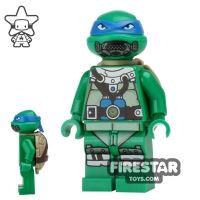 Product shot LEGO Teenage Mutant Ninja Turtles Mini Figure - Leonardo - Scuba Gear