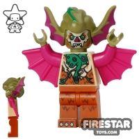 Product shot LEGO Teenage Mutant Ninja Turtles Mini Figure - Mutated Dr O'Neil