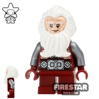 Product shot LEGO The Hobbit Mini Figure - Balin the Dwarf - No Cape