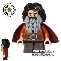 Product shot LEGO The Hobbit Mini Figure - Bifur the Dwarf