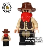 Product shot LEGO The Lone Ranger Mini Figure - Jesus