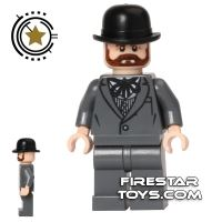 Product shot LEGO The Lone Ranger Mini Figure - Latham Cole