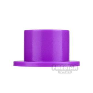 Product shot LEGO - Top Hat - Medium Lavender