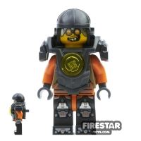 Product shot LEGO Ultra Agents Mini Figure - Drillex