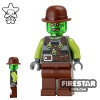 Product shot LEGO Ultra Agents Mini Figure - Retox