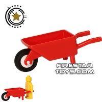 Product shot LEGO Wheelbarrow Single Wheel
