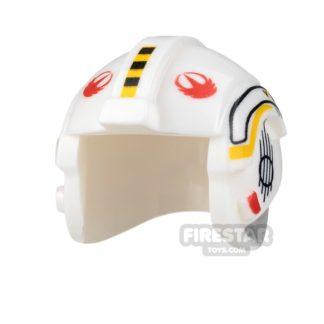 Product shot LEGO - Y-Wing Pilot Helmet