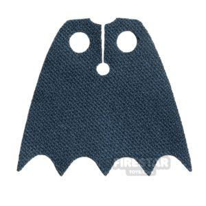 Product shot Lego Cape - Batman Scalloped 5 Points - Spongy Stretchable