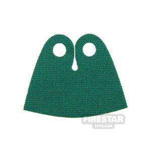 Product shot Lego Cape - Short Spongy Stretchable - Dark Green