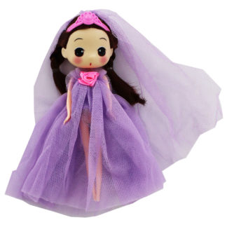 Product shot My Lil Princess Doll - Lilac