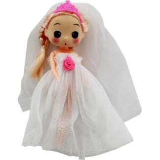 Product shot My Lil Princess Doll - White