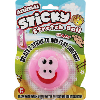 Product shot Pig Sticky Stretch Ball