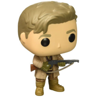Product shot Pop Heroes Wonder Woman - Vinyl Figure - Steve Trevor