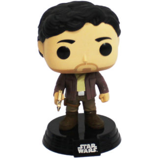 Product shot Pop Star Wars - Vinyl Bobble-Head - Poe Dameron