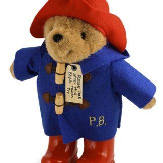 Rainbow Designs Classic Paddington Bear with Boots + tag