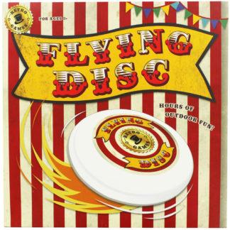 Product shot Retro Flying Disc