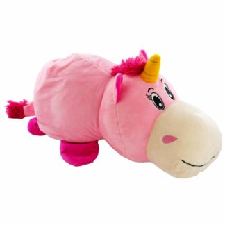 Product shot Reversimals 2-In-1 Plush Soft Toy - Unicorn And Tiger