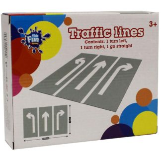 Product shot Role Play Traffic Lines