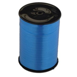 Product shot Royal Blue Balloon Curling Ribbon - 500M X 5Mm