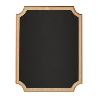 Product shot Rustic Chalkboard Easel Sign