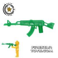 Product shot SI-DAN - AK47 - Green