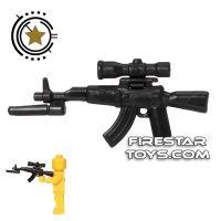 Product shot SI-DAN - AK47S - Black