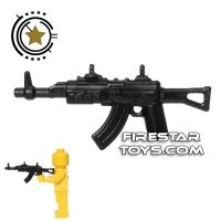 Product shot SI-DAN - AK7X - Black