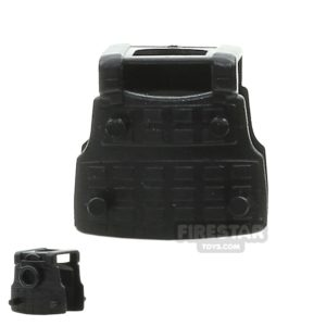 Product shot SI-DAN - BS12 Tactical Vest - Black