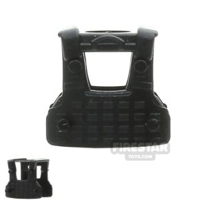 Product shot SI-DAN - BS15 Tactical Vest - Black