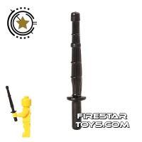 Product shot SI-DAN - Bamboo Sword - Black