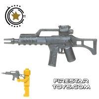 Product shot SI-DAN - G36C - Dark Gray
