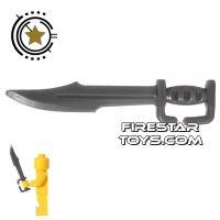 Product shot SI-DAN - Gladiator Spartan Sword - Dark Gray
