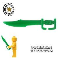 Product shot SI-DAN - Gladiator Spartan Sword - Green