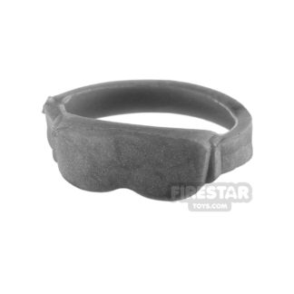 Product shot SI-DAN - Goggles Cover - Light Silver
