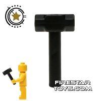 Product shot SI-DAN - Hammer - Black