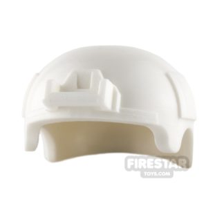 Product shot SI-DAN - IBH Helmet - White