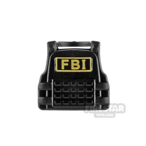 Product shot SI-DAN Q5 FBI Vest