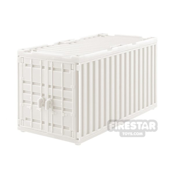 Product shot SI-DAN Shipping Container