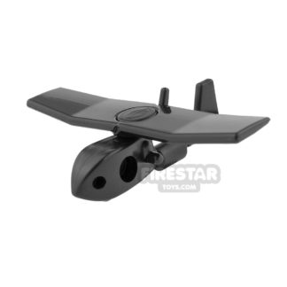Product shot SI-DAN - Swan Drone - Black