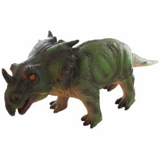 Product shot Soft Stuffed Styracosaurus Figure