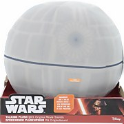 "Star Wars Deluxe Plush - 12"" Talking Light Up Death Star"
