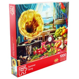 Product shot Summer Song 1000 Piece Jigsaw Puzzle