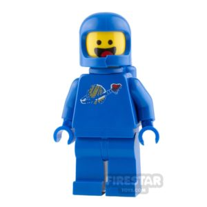 Product shot The LEGO Movie 2 Minifigure Benny