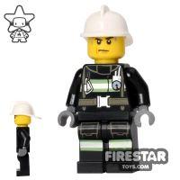 Product shot The LEGO Movie Mini Figure - Blaze Firefighter