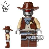 Product shot The LEGO Movie Mini Figure - Deputron
