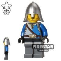 Product shot The LEGO Movie Mini Figure - Gallant Guard