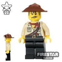 Product shot The LEGO Movie Mini Figure - Johnny Thunder