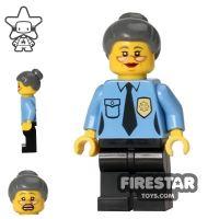 Product shot The LEGO Movie Mini Figure - Ma Cop
