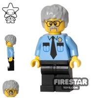 Product shot The LEGO Movie Mini Figure - Pa Cop
