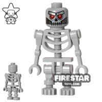Product shot The LEGO Movie Mini Figure - Robo Skeleton